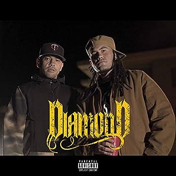 Diamond (feat. Stash)