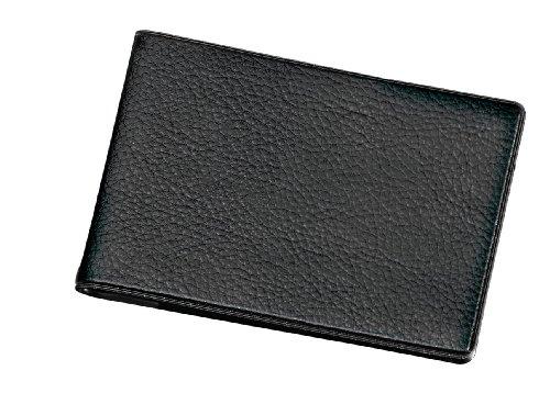 Veloflex 3276800 Document Safe Kartenhülle, Kreditkartenhülle, RFID/NFC-Schutz, für 6 Karten, 115x78mm, schwarz