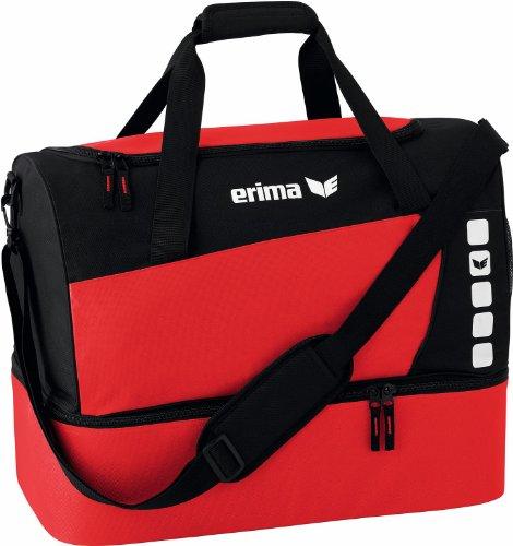 Erima Club 5 Sporttas met bodemvak