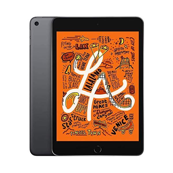 "Apple iPad Mini | 7.9"" | 5th GEN | WI-FI | 64GB | Gray | 2019 | (Renewed) 1"