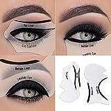 Eyeliner Stencil Tool-Noir