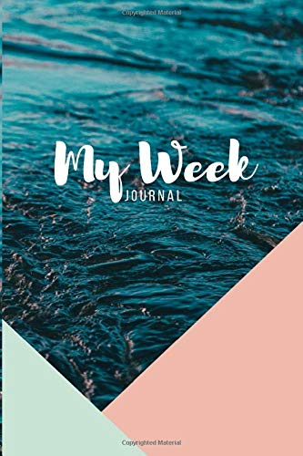 Your Weekly Diary / One Page Per Week Journal: Dated Notebook (Diaries & planners)
