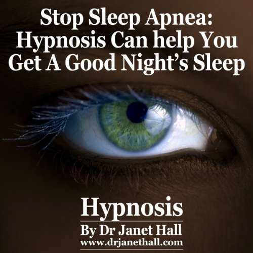 Stop Sleep Apnea using Hypnosis  By  cover art