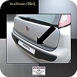 Richard Grant Mouldings Ltd. Original RGM ladekant Protección Negro para Fiat Punto EVO Hatchback de 3y 5Puertas de diseño años 10.2009–12.2011rbp516