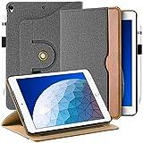 EasyAcc Leder Hülle für iPad Air 3 2019/ iPad Pro 10.5,