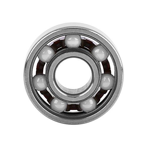 Rodamiento miniatura, rodamiento de bolitas estable durable con las bolas de cerámica para el instrumento eléctrico