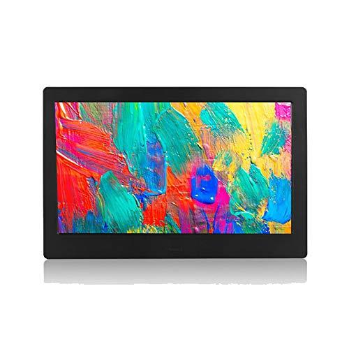 JHNEA 10 inch Digital Photo Frame, 1280 x 800 High-Resolution Full IPS Display,...