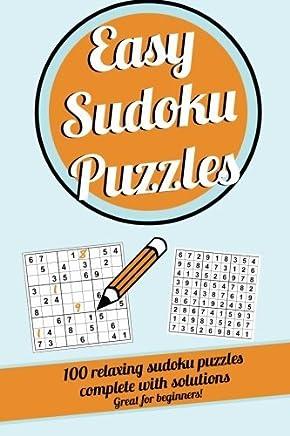 Easy Sudoku Puzzles by Daniel Moore (2015-06-04)