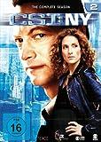 CSI: NY - Season 2 [6 DVDs] - Melina Kanakaredes