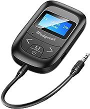 Wodgreat Bluetooth Adapter Audio 5.0 Transmitter Empfänger 2 in 1 Sender Receiver..