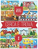 Cerca e Trova: Giochi e passatempi per bambine, Enigmistica bambini 4 anni....