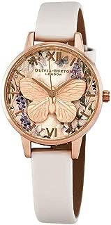 Best olivia burton rose gold butterfly watch Reviews