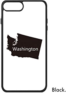 cold master DIY lab Washington The United States Map For iPhone 8/8 Plus Cases Phonecase Apple Cover Case Gift iphone 8 plus case