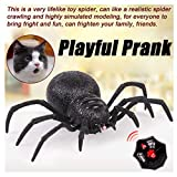 Wenini Remote Control Spider Toy, Scary Wolf...