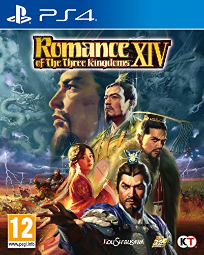Jogo Romance of the Three Kingdoms XIV PS4