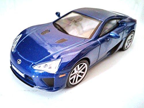 Générique Lexus LFA 1/43 Voiture Miniature DE Collection Sport Cars IXO