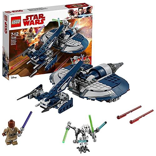 LEGO 75199 Star Wars TM Speeder de Combat du Général Grievous