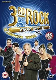 Third Rock From The Sun - Series 1-6 - Complete [DVD] (B001E6Q0R6)   Amazon price tracker / tracking, Amazon price history charts, Amazon price watches, Amazon price drop alerts