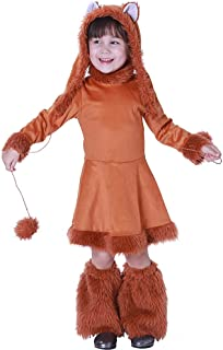 EraSpooky Children's Tiger Costume Halloween Bat for Girls Vampire Kids Jumpsuit Boys - Funny Cosplay Party