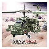 LinGO Avión RC 3CH Interior Mini Radio Eléctrico Teledirigido Helicóptero RC con Giroscopio Mejores Juguetes De Regalo para Chicos