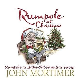 Rumpole at Christmas cover art