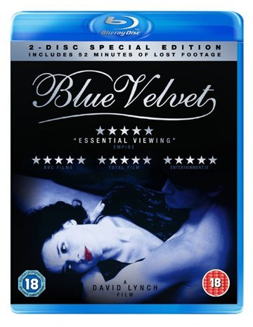 Terciopelo azul / Blue Velvet (incl. Lost Footage) (1986) [ Origen UK,...