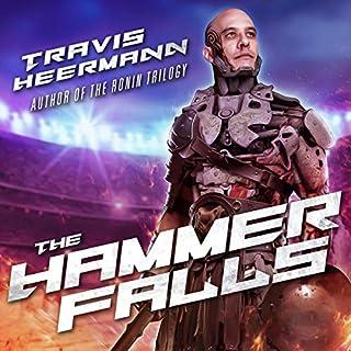 The Hammer Falls audiobook cover art