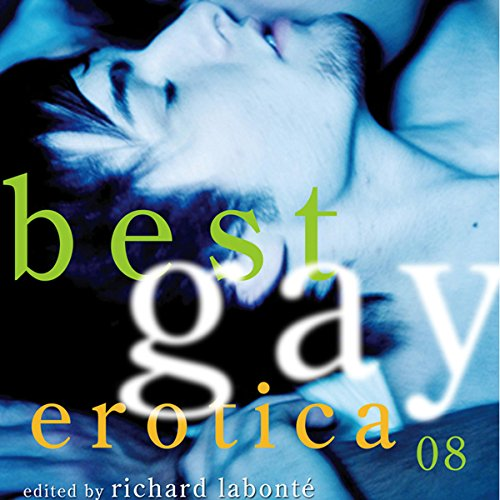 Best Gay Erotica 2008 cover art
