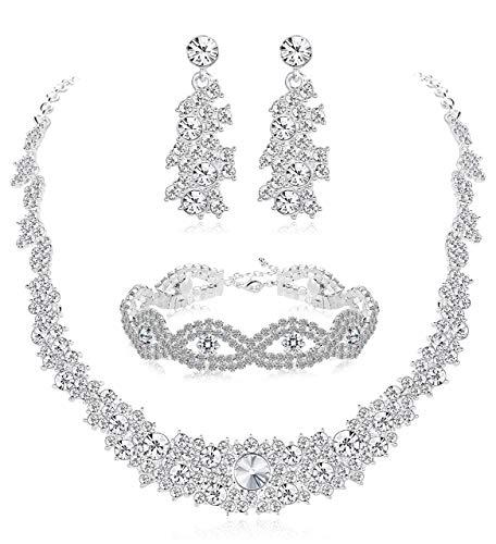 Adramata Crystal Bridal Jewelry ...