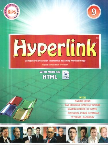 Hyperlink With More on MS HTML - 9
