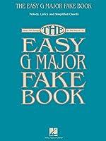 The Easy G Major Fake Book