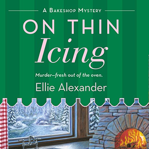 On Thin Icing audiobook cover art