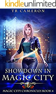 Showdown in Magic City (Magic City Chronicles Book 4)