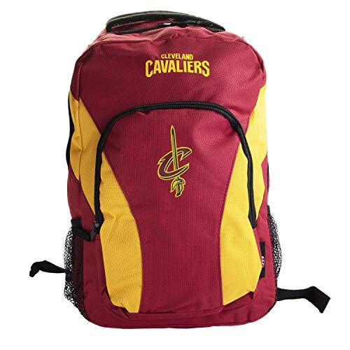 Northwest Mochila oficial de Cleveland Cavaliers NBA Draft Day Company, color rojo, talla única