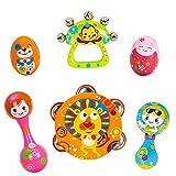 EastSun Baby Strumenti Musicali Sensory Toy...