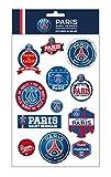 PSG Autocollant Pop-Up 1 Planche A5 Papier Multicolore 14 x 25 x 1 cm 12 Pièces