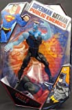Icicle Action Figure from Superman Batman Public Enemies