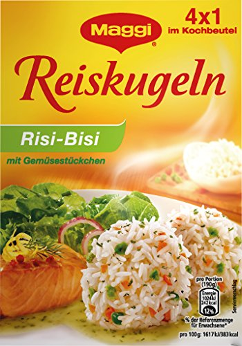 Maggi Reiskugeln Risi-Bisi, 125 g
