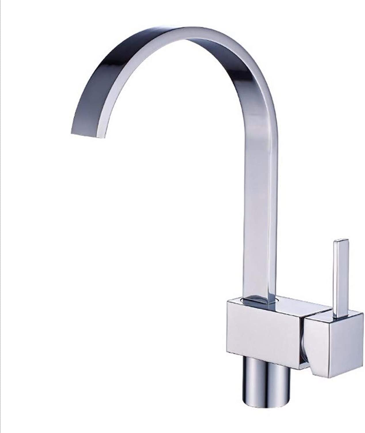 Faucet Faucet All Copper Sink Faucet Cold and hot Water Kitchen redary Faucet