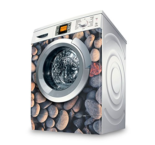 setecientosgramos Vinilo Lavadora | Stickers Washing Machine| Pegatina Lavadora | Rocks