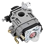 BJH Kits de Remplacement de carburateur 10mm pour Weedeater 1E34F 1E36F TU26 TL26 débroussailleuse 26cc 33cc