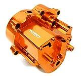 Integy RC Model Hop-ups T3802ORANGE Billet Machined Alloy Center Gear Box for Traxxas T-Maxx (4907,...