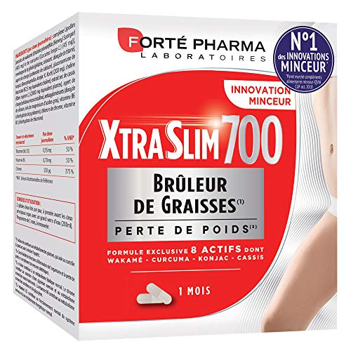 Forté Pharma XtraSlim 700 – 120 cápsulas