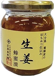 【 近藤養蜂場 】 生姜蜂蜜漬 280g ×2個