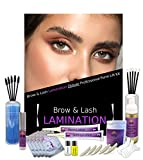 Eyelash & Eyebrow Perm/Lift Curl Keratin Lamination All-In-One Deluxe Kit (TGA 5%)