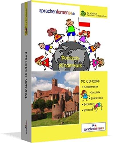 Polnisch-Kindersprachkurs von Sprachenlernen24.de: Kindgerecht bebildert und vertont für ein spielerisches Polnischlernen. Ab 5 Jahren. PC CD-ROM für ... auf CD-ROM für Windows/Linux/Mac OS X