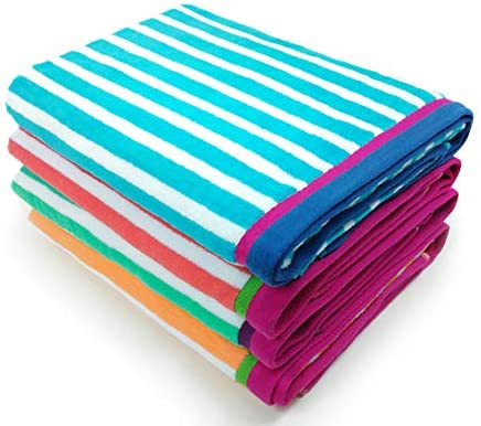 Round beach towels wholesale _image3