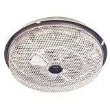 Broan-NuTone 157 Low-Profile Fan-Forced Ceiling Heater, Aluminum with Enclosed...