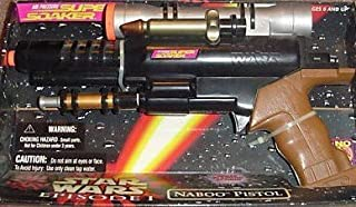 star wars handgun