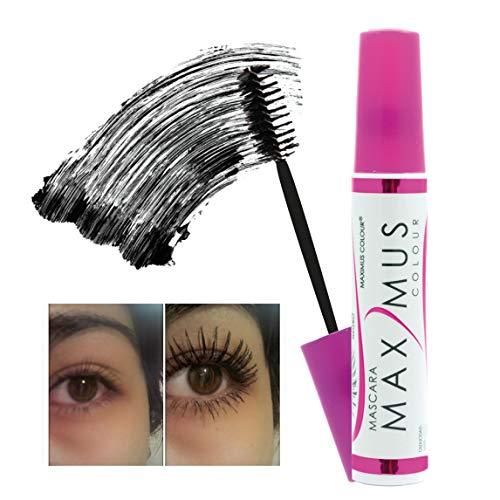Mascara De Pestañas 4d marca Maximus Colour